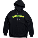 SHAKE JUNT  STRETCH ARCH PULLOVER     BLACK