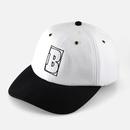 BAKER SKATEBOARDS  CAPITAL B      WHITE/BLACK