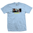 DEATH WISH DO IT FOR JHONNY TEE    BLUE