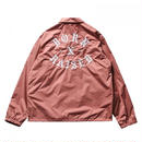 BORNXRAISED SNOOTY FOX COACH JACKET  C,PINK