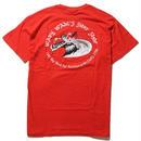 CALL ME 917 WAVY WADE TEE  RED