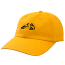 DEATH WISH SNAPBACK MASTER SOUND    YELLOW