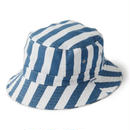 INTERBREED PATTERNED BUCKET HAT  STRIPE