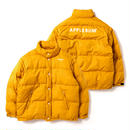 【APPLEBUM】Logo Innercotton Jacket [Yellow]