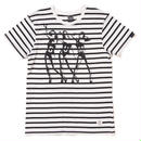 "【APPLEBUM】 ""KATE"" Border T-shirt"