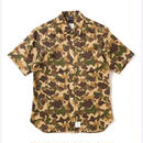 【APPLEBUM】Ramie Hunter Camo SS Shirt