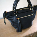 Mini tote bag / Black