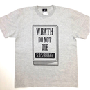 """Book/WARTH"" tee (GRAY)"