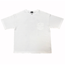 """""""SONS OF LIBERTY"""" Big Silhouette  tee (WHT)"""