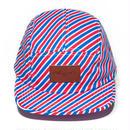 CHARI & CO NYC - STRIPES 5PANEL CAP