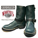 BUILD CLOTHING 別注 White's Boots #5 【Nomad】