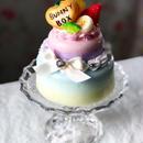 【ハンドメイド】ケーキスクイーズ