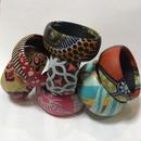 African bangle & pierce set