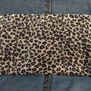Leopard  folded clutch