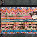 Vintage beaded small clutch bag
