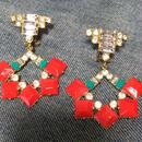 DTLA earrings