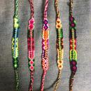 Friendship bracelet w rhinestones