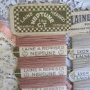 NEPTUNE社毛糸の糸巻き(クラシックピンク)
