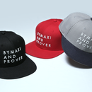 BYM&P Snap Back Cap