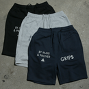 "45 MILLIMETER ""GRIPS MOTORCYCLE"" Sweat Shorts"