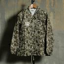 "【Sale Item】Camo  Coach Jacket ""45 MILLIMETER"""
