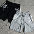 "Zipper Pocket Sweat Shorts ""45 MILLIMETER"""