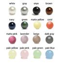 フリンジピアス / ショート / ゴールドチェーン 16colors