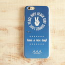 Peace iPhone Case