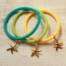 Starfish Hair-gum Bracelet