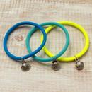 Shell Hair-gum Bracelet