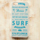 SURF -Blue Ver.-  iPhone Case