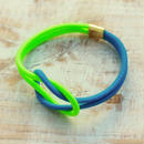 Hand to Hand -Neon Green×Neon Blue-