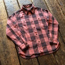 FULLCOUNT / 25th Original Buffalo Check Nel Shirts【25TH ANNIVERSARY ITEM】