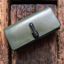 CALIFORNIA HARVEST / LONG WALLET limited edition(GREEN×BLACK)