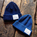 FULLCOUNT / INDIGO RIB WATCH CAP