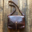 Fernand Lether / Horizontal Concho Pouch (L)