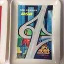 1960年代 エールフランス ヴィッドポッシュ 小物トレイ USA