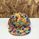 NEWERA NEW ERA SESAME STREET KIDS 9FIFTY SNAPBACK CAP CHARACTER PRINT