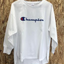 Champion  WOMEN'S  V-Neck Long Sleeve  T-shirt