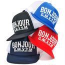 TBR61 TAMBOURINE BONJOUR MESH CAP TBR15S002 BLACK、RED、BLUE タンバリン ボンジュール メッシュキャップ ブラック、レッド、ブルー