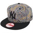 PAS06 NEWERA ニューエラ リバティーアートファブリック ペイズリー キャップ ヤンキース (MLB)  LIBERTY ART FABRICS PAISLEY CAP 11166202