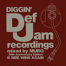Diggin' Def Jam -b Side Wins Again-Mixed By Muro : (Def Jam 30th Anniversary Edition)