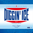 DIGGIN' ICE 2017 mixed by DJ MURO