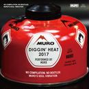 Diggin' Heat 2017 Performed by MURO (CD)