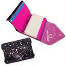 コンパクトウォレットスターリー 【Compact Wallet  Starry】