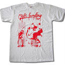 MALE BONDING [RED DRIP LOGO Tee]