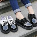 kids★enamel oxfourd  formal shoes