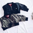 kids★short MA-1 jacket