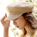 【ladies】paper casquette
