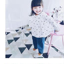 kids★dot  blouse